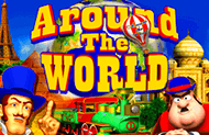 Игровой автомат Around the World от Вулкан Vegas